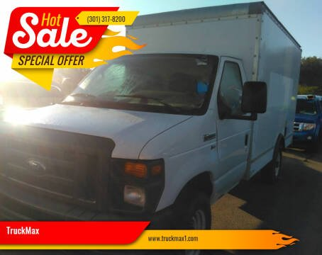 2014 Ford E-Series Chassis for sale at TruckMax in Laurel MD