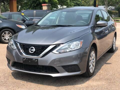 2017 Nissan Sentra for sale at El Tucanazo Auto Sales in Grand Island NE