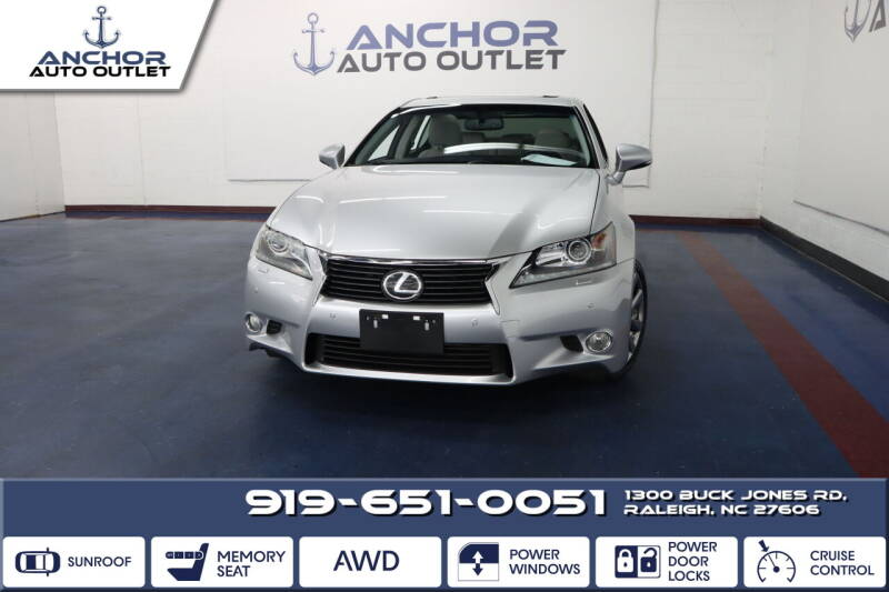 2013 Lexus GS 350 for sale in Raleigh, NC