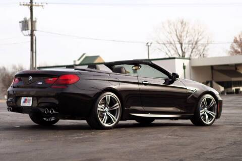 2016 BMW M6 for sale at BAVARIAN AUTOGROUP LLC in Kansas City MO