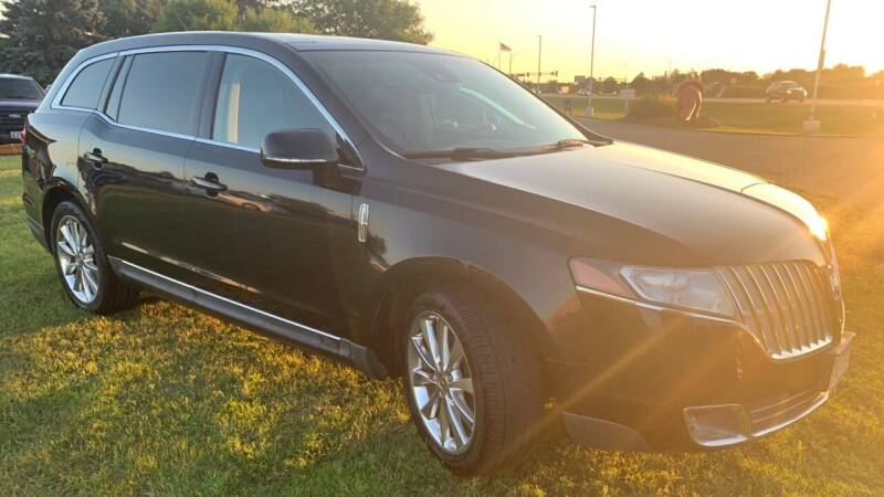 2010 Lincoln MKT for sale at MATTHEWS AUTO SALES in Elk River MN