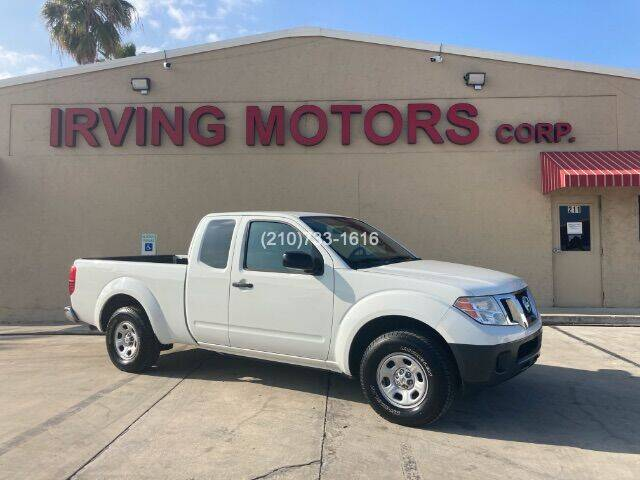 2016 Nissan Frontier for sale at Irving Motors Corp in San Antonio TX