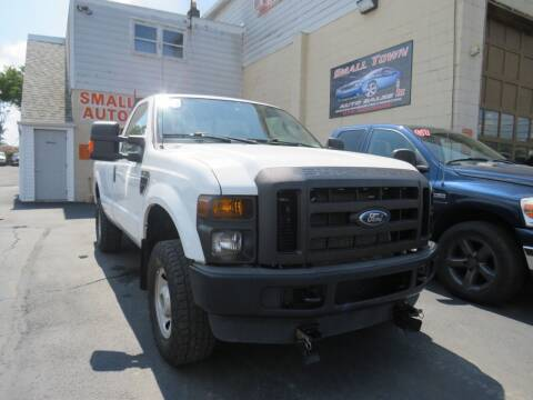 2008 Ford F-250 Super Duty for sale at Small Town Auto Sales in Hazleton PA