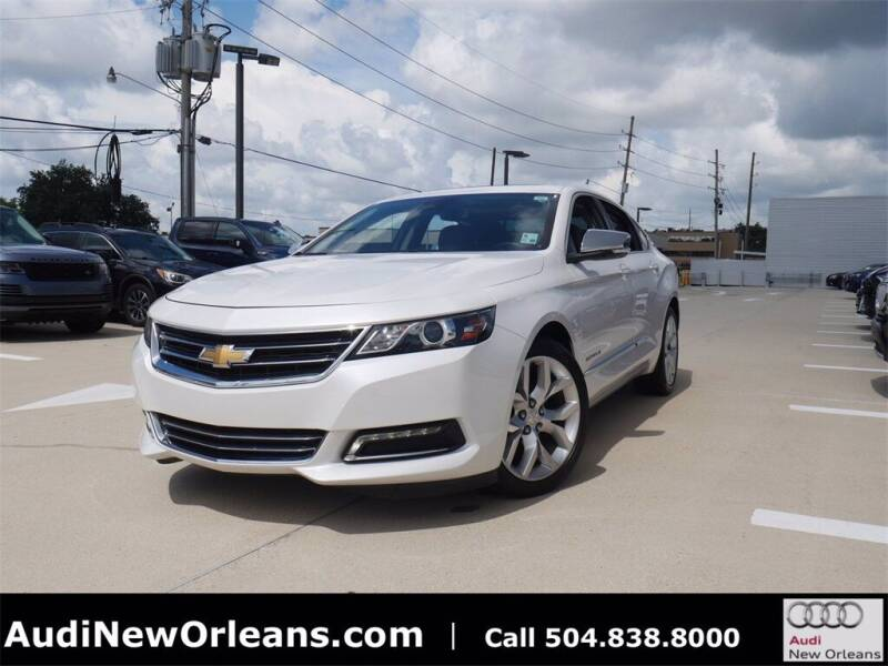 2017 Chevrolet Impala for sale at Metairie Preowned Superstore in Metairie LA