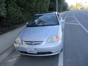2002 Honda Civic for sale at Inspec Auto in San Jose CA