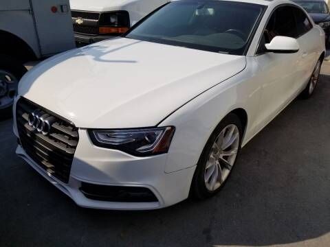 2014 Audi A5 for sale at Ournextcar/Ramirez Auto Sales in Downey CA