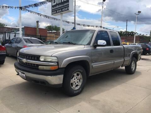 2000 Chevrolet Silverado 1500 for sale at Dino Auto Sales in Omaha NE