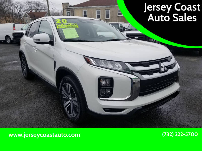 2020 Mitsubishi Outlander Sport for sale at Jersey Coast Auto Sales in Long Branch NJ