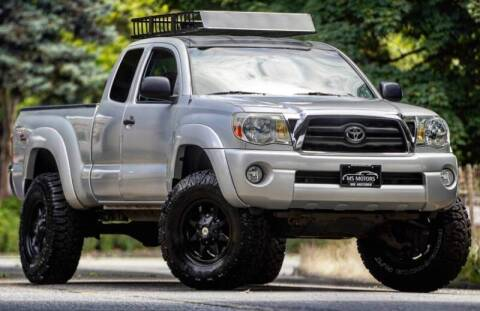 2005 Toyota Tacoma for sale at MS Motors in Portland OR