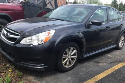 2010 Subaru Legacy for sale at WEINLE MOTORSPORTS in Cleves OH