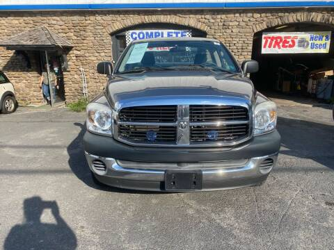 2007 Dodge Ram Pickup 1500 for sale at 390 Auto Group in Cresco PA