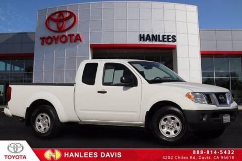 2020 Nissan Frontier for sale at Hanlees Davis Toyota in Davis CA