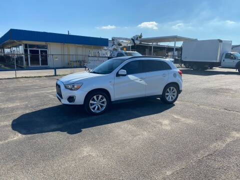 2013 Mitsubishi Outlander Sport for sale at Memphis Auto Sales in Memphis TN