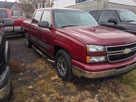 2006 Chevrolet Silverado 1500 for sale at Sprinkle's Auto Sales LLC in Marion OH