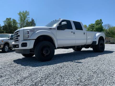 2016 Ford F-450 Super Duty for sale at Carolina Auto Sales in Trinity NC