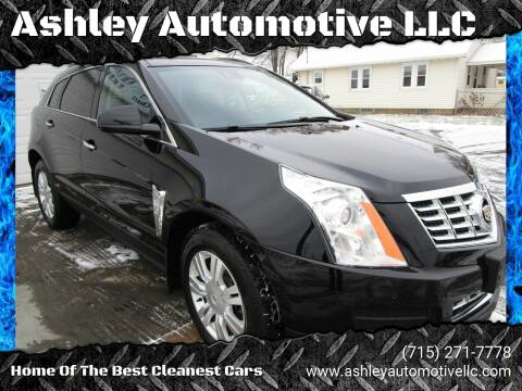 2014 Cadillac SRX for sale at Ashley Automotive LLC in Altoona WI