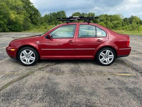 2004 Volkswagen Jetta for sale at Caruzin Motors in Flint MI
