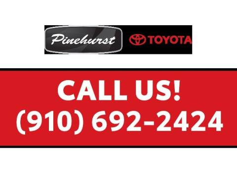 2021 Toyota Corolla for sale at PHIL SMITH AUTOMOTIVE GROUP - Pinehurst Toyota Hyundai in Southern Pines NC