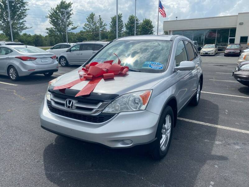 2011 Honda CR-V for sale at Charlotte Auto Group, Inc in Monroe NC