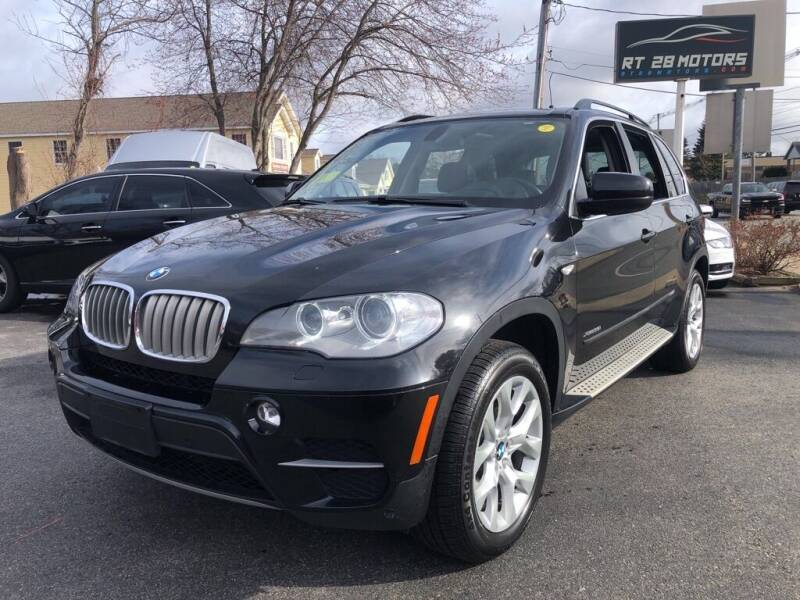 2013 BMW X5 for sale at RT28 Motors in North Reading MA