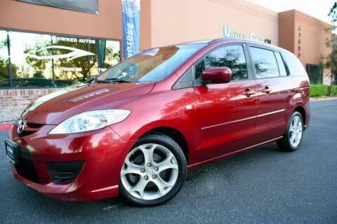 2009 Mazda MAZDA5 for sale at CK Motors in Murrieta CA