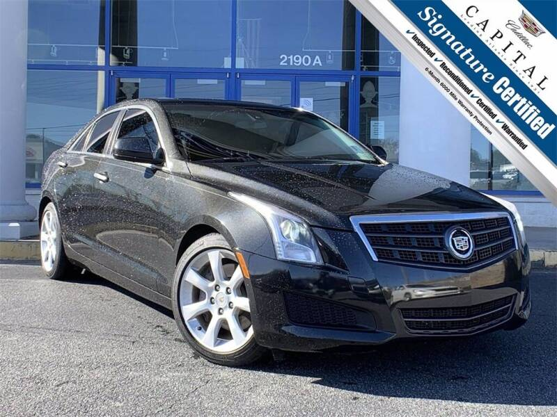 2014 Cadillac ATS for sale at Capital Cadillac of Atlanta in Smyrna GA