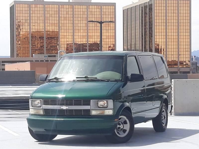 1998 Chevrolet Astro for sale at Pammi Motors in Glendale CO