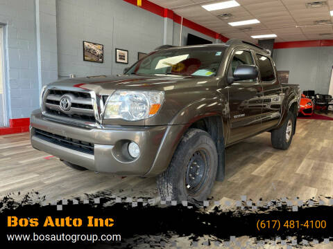 2009 Toyota Tacoma for sale at Bos Auto Inc in Quincy MA