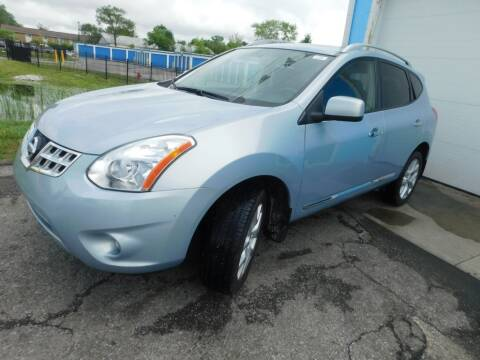2011 Nissan Rogue for sale at Safeway Auto Sales in Indianapolis IN