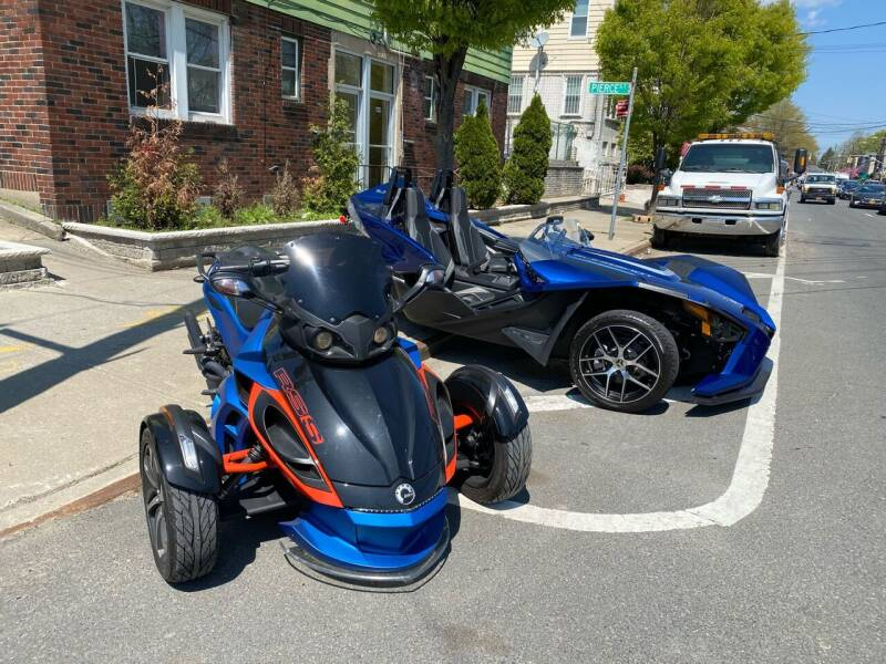 2015 Can-Am Spyder Rss? for sale at All City Auto Group in Staten Island NY