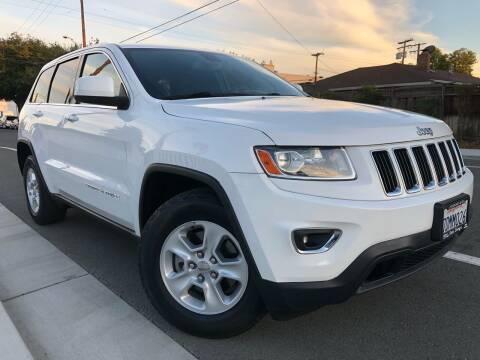 2014 Jeep Grand Cherokee for sale at OPTED MOTORS in Santa Clara CA