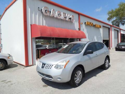 2008 Nissan Rogue for sale at Gagel's Auto Sales in Gibsonton FL