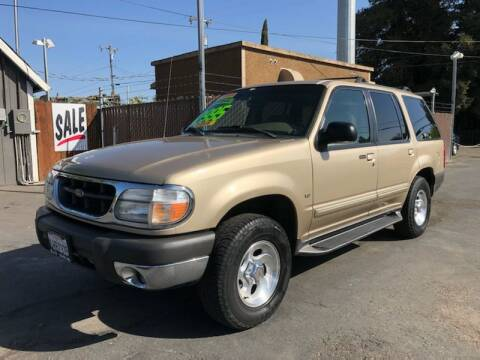1999 Ford Explorer for sale at C J Auto Sales in Riverbank CA