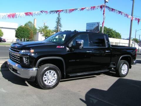 2021 Chevrolet Silverado 2500HD for sale at Common Sense Motors in Spokane WA