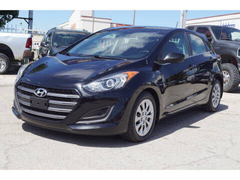 2016 Hyundai Elantra GT for sale at Monthly Auto Sales in Fort Worth TX