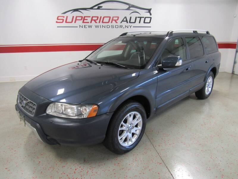 2007 Volvo XC70 for sale at Superior Auto Sales in New Windsor NY