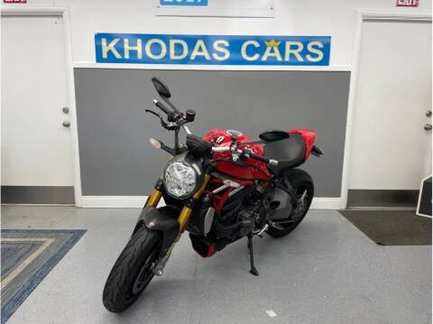 2017 Ducati Monster1200 for sale at Khodas Cars in Gilroy CA