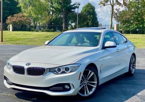 2016 BMW 4 Series for sale at Sebar Inc. in Greensboro NC