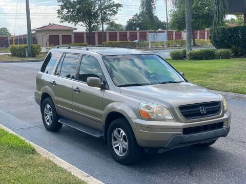 2003 Honda Pilot for sale at Mendz Auto in Orlando FL