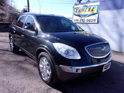2012 Buick Enclave for sale at Circle Auto Center in Colorado Springs CO