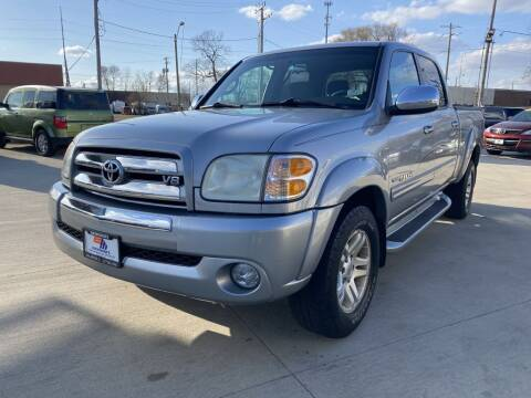 2004 Toyota Tundra for sale at EURO MOTORS AUTO DEALER INC in Champaign IL