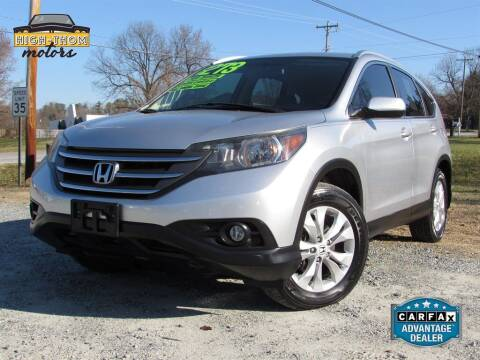 2014 Honda CR-V for sale at High-Thom Motors in Thomasville NC
