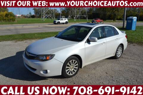 2011 Subaru Impreza for sale at Your Choice Autos - Crestwood in Crestwood IL