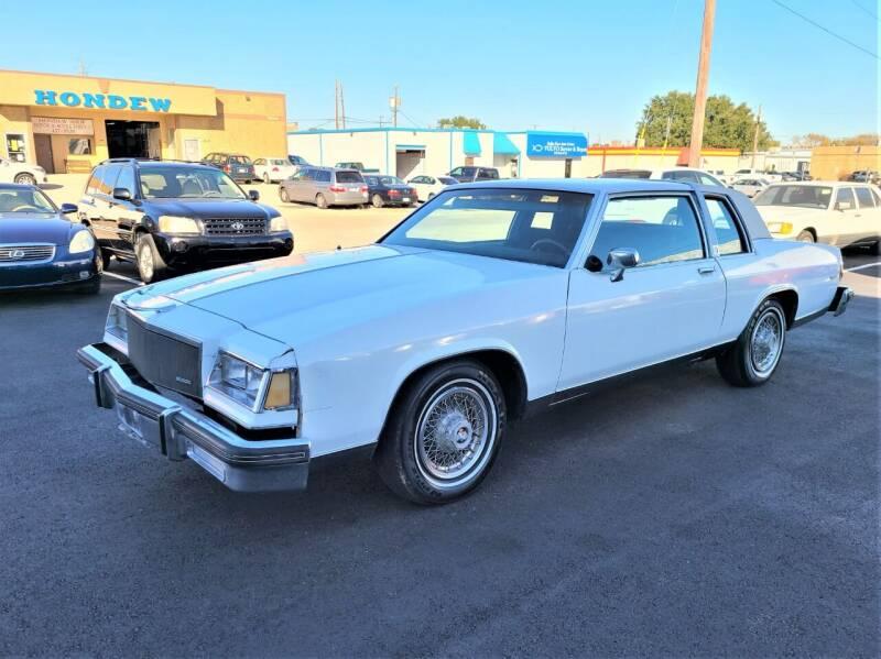1984 Buick LeSabre for sale at Image Auto Sales in Dallas TX