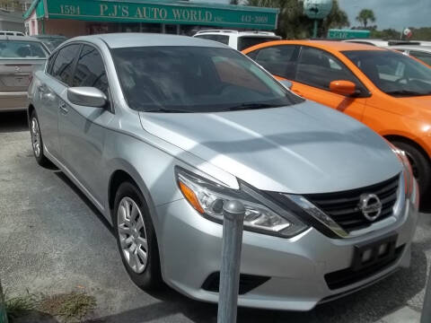 2016 Nissan Altima for sale at PJ's Auto World Inc in Clearwater FL