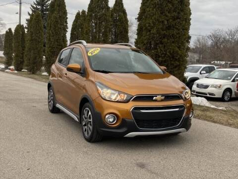 2019 Chevrolet Spark for sale at Betten Baker Preowned Center in Twin Lake MI