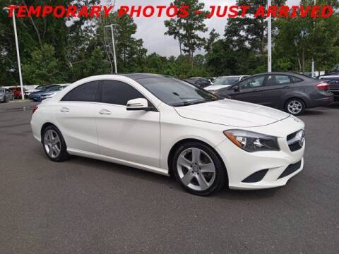 2016 Mercedes-Benz CLA for sale at Auto Finance of Raleigh in Raleigh NC