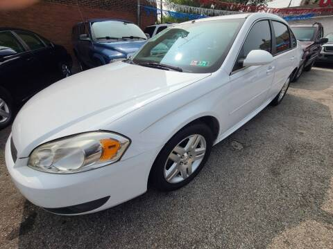 2011 Chevrolet Impala for sale at Rockland Auto Sales in Philadelphia PA