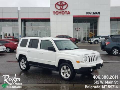 2014 Jeep Patriot for sale at Danhof Motors in Manhattan MT