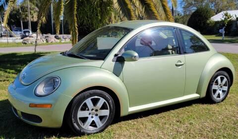 "2006 Volkswagen New Beetle for sale at WHEELS ""R"" US 2017 LLC in Hudson FL"